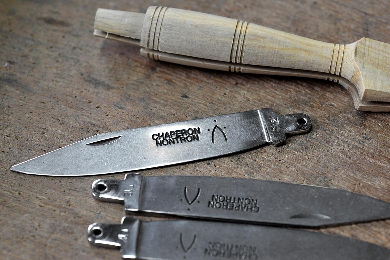 Nontron le plus vieux couteau de france le blog des - Comment aiguiser un couteau de cuisine ...