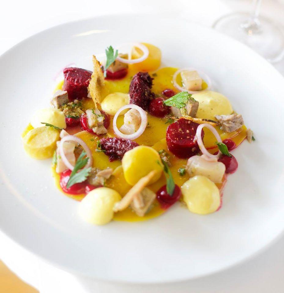 Restaurant au pays basque pour la saint valentin le blog - Cuisine saint valentin ...