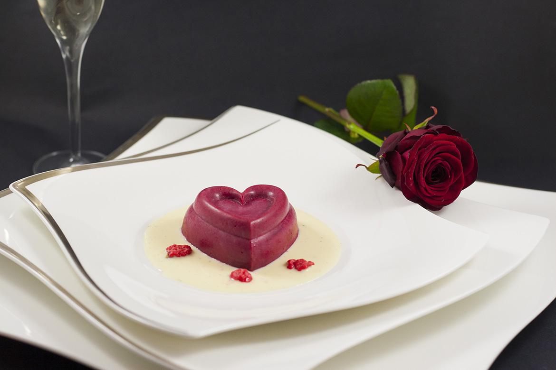 Saint-Valentin un repas de chef à la maison