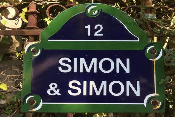 Perles Simon & Simon