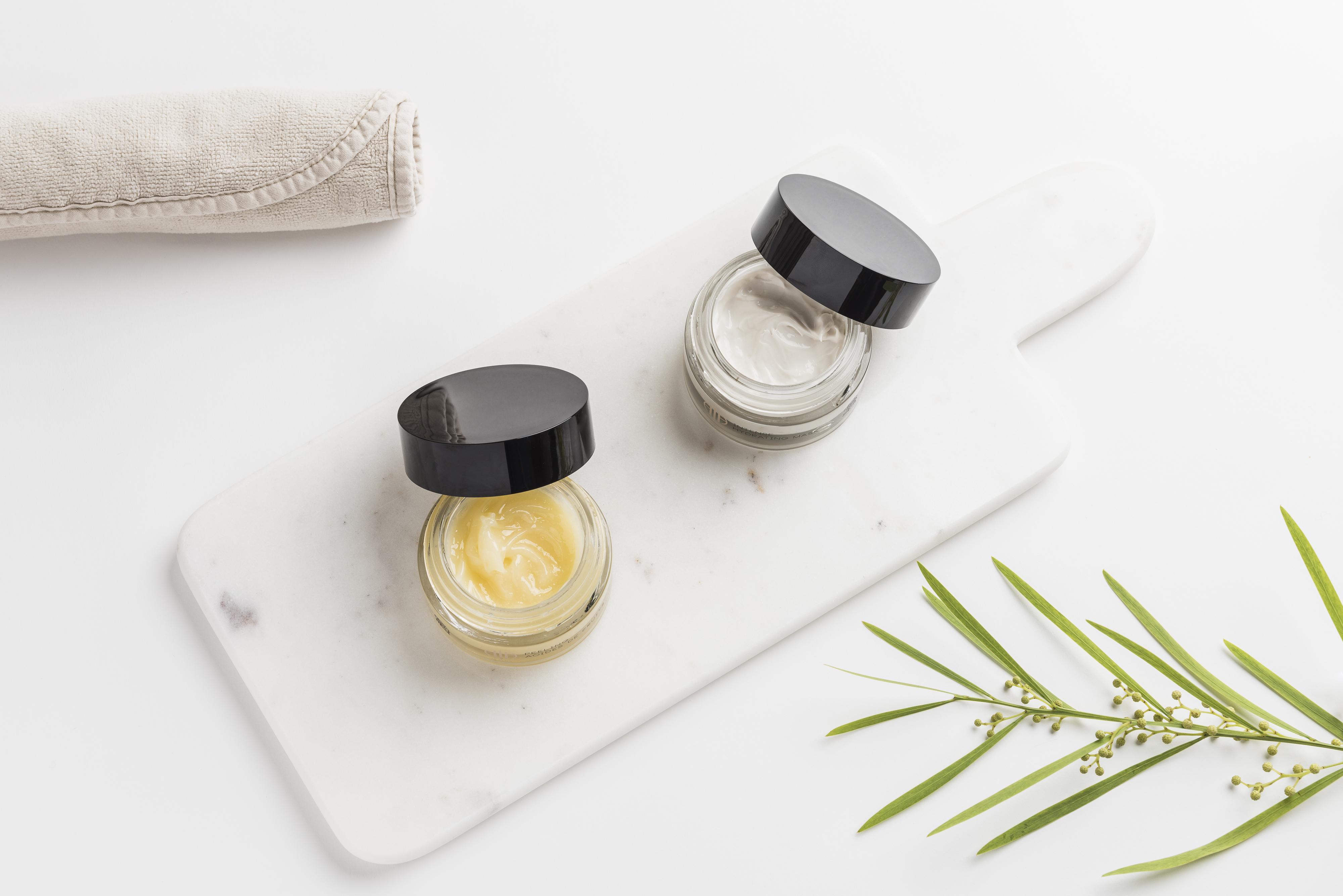 Produits cosmétiques naturels et bio du Spa Alaena