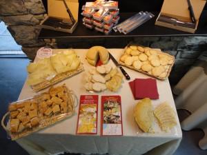 Fête de la gastronomie à la ferme des Couteliers Basques