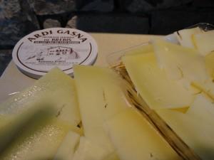 Fromage de brebis de la ferme Predonia à Itxassou