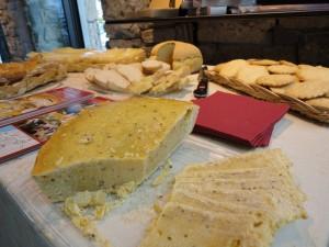 Sablés, gâteaux basques, pains de campagne et maïs du Moulin de Bassilour à Bidart