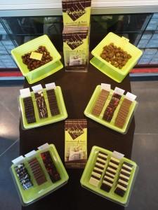 Les douceurs de la chocolaterie Puyodebat de Cambo