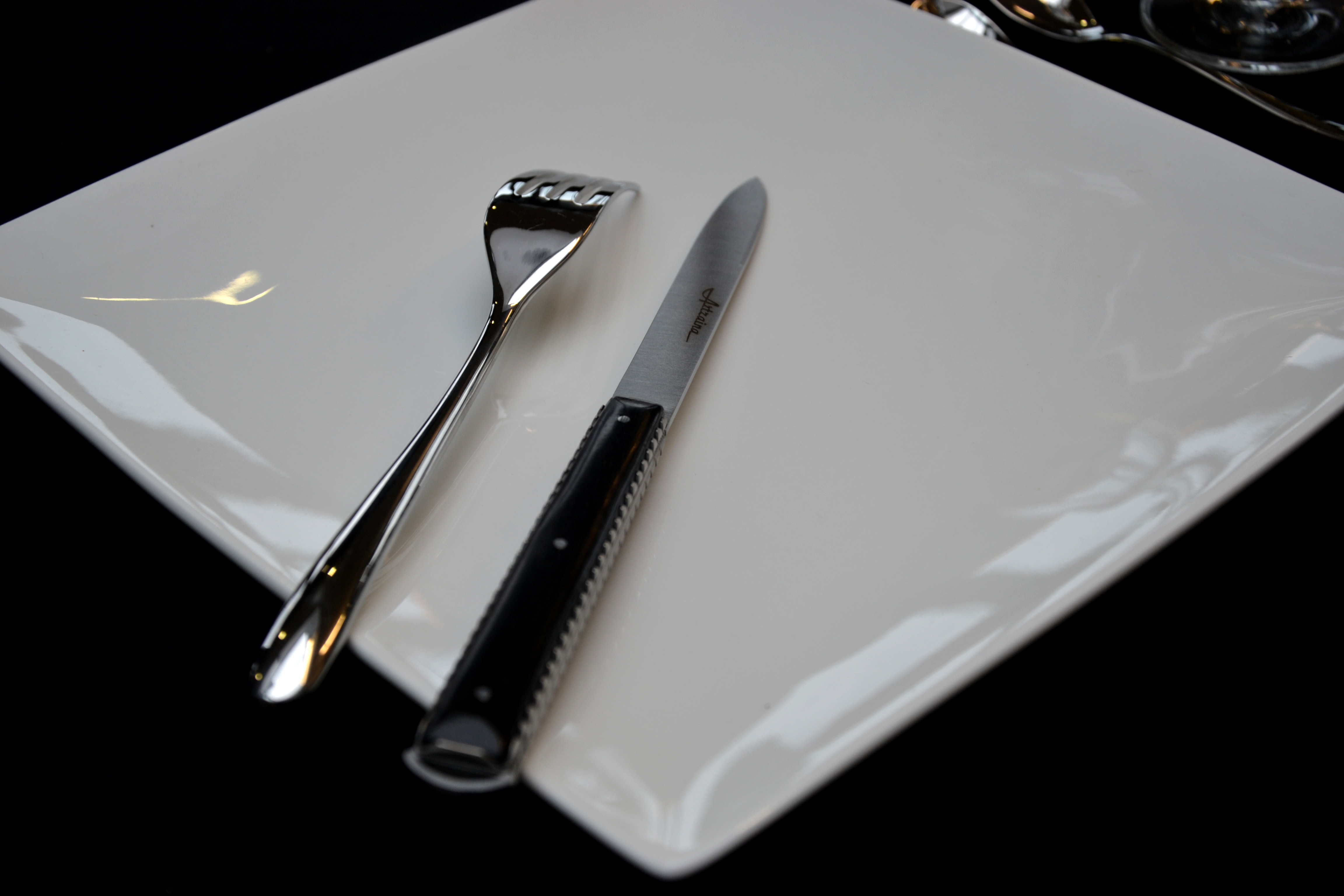 Couteau de table basque artisanal Artzaina