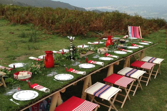 Le banquet final des carnets de Julie au Pays Basque