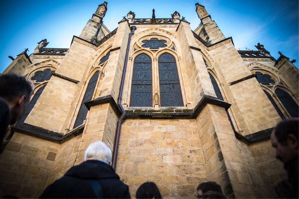 Visitez la cathédrale de Bayonne et découvrez ses merveilles pour la fête des pères.