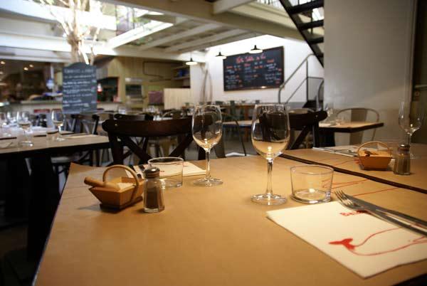 restaurant baleak Biarritz