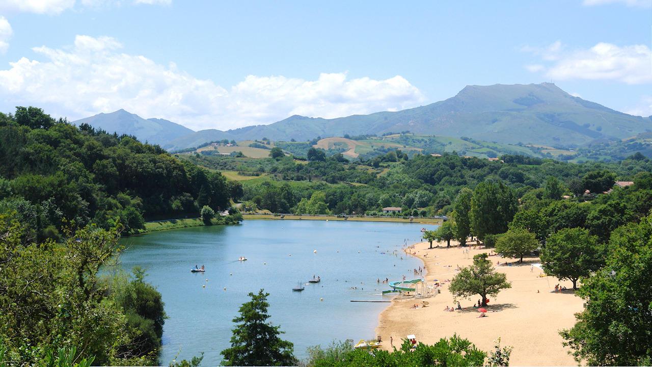 Lac de Saint Pée