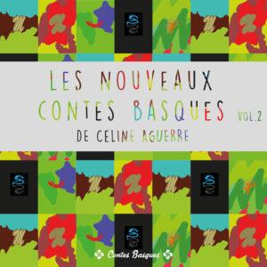 CD des contes basques de Céline Aguerre