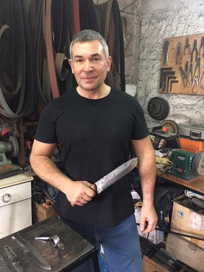 Paulo, coutelier artisan d'art au Portugal