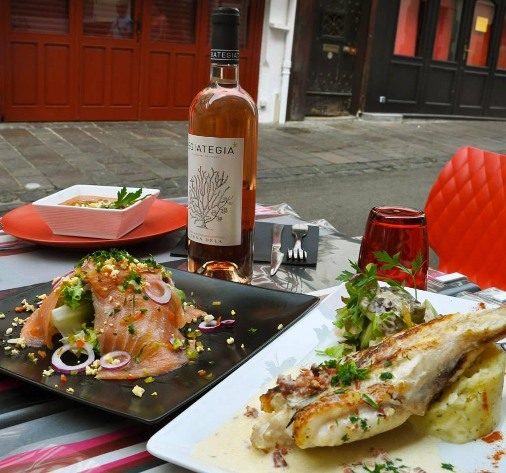 Du vin Egiategia pour vos repas de fêtes !
