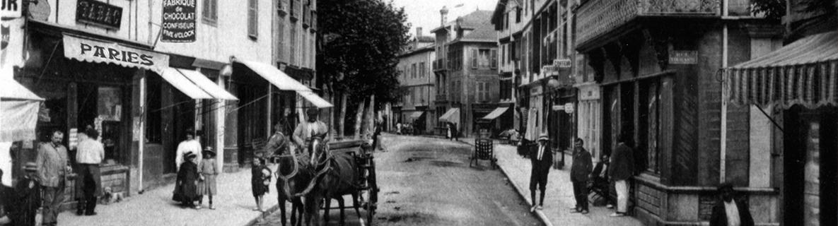 Maison Pariès, depuis 1895