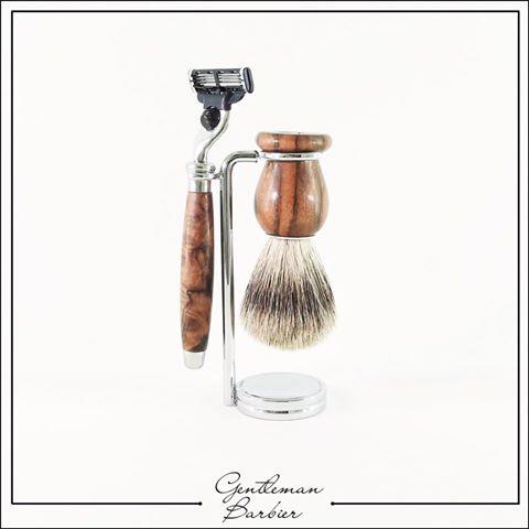 Set de rasage Gentleman Barbier, une super idée cadeau pour noël