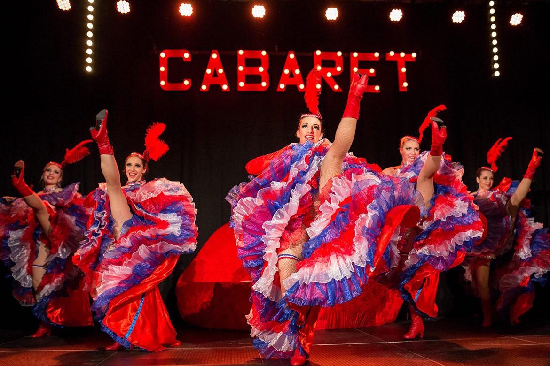 Anna Smile & Cie : cabaret burlesque à Bidart