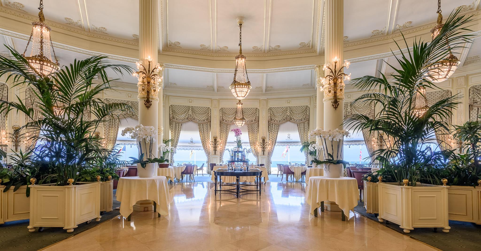 Restaurant Villa Eugénie
