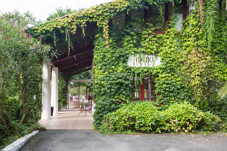 Les Collines Iduki, logements de charme à La Bastide Clairence.