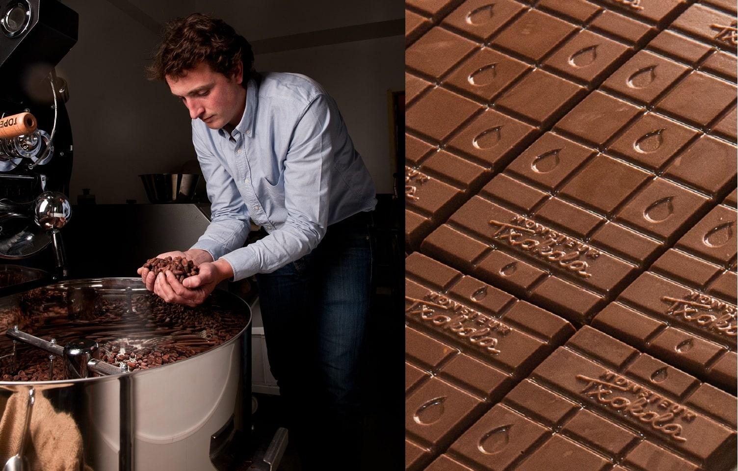 Monsieur Txokola, l'alchimiste du chocolat à Bayonne