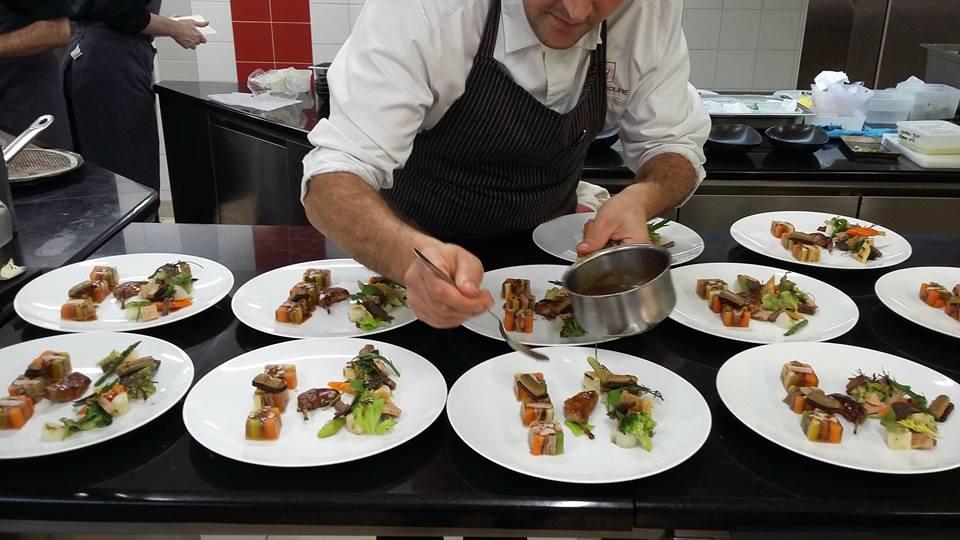 La Table des Frères Ibarboure, Restaurant gastronomique à Bidart