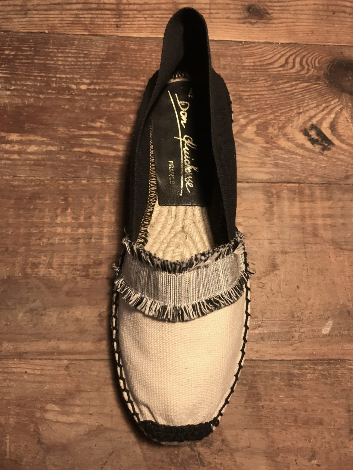 Espadrilles Don Quichosse