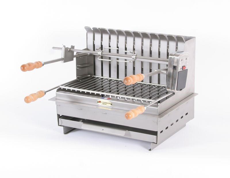 Gagnez un barbecue Le Marquier !