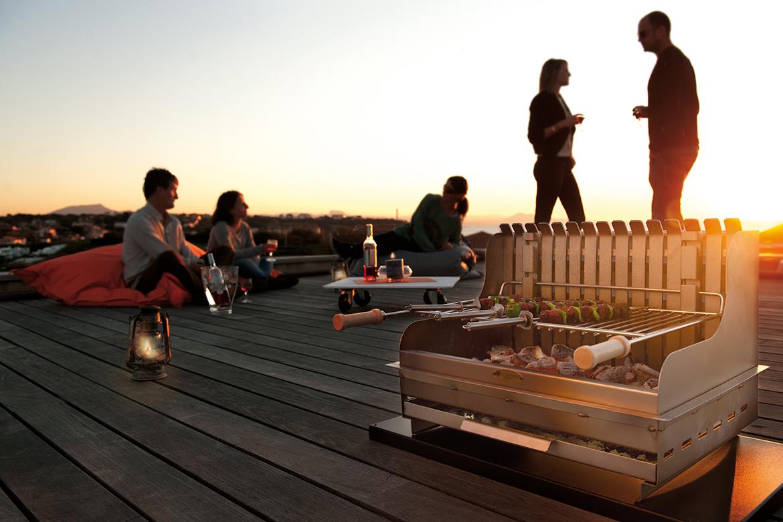 Gagnez un superbe Barbecue de la maison Le Marquier