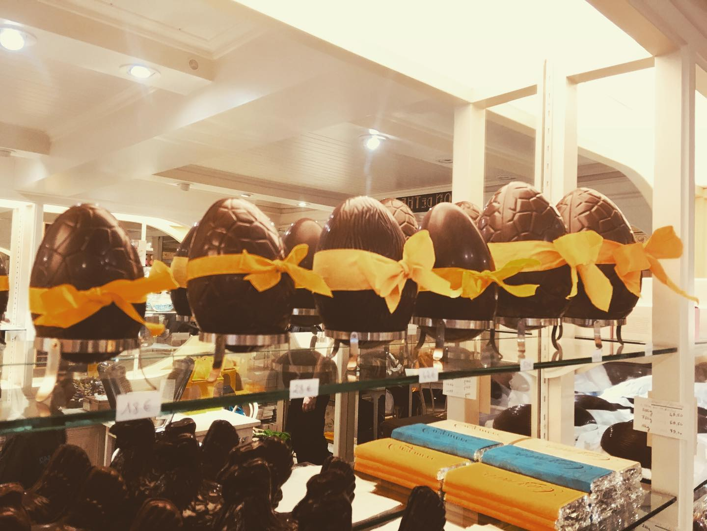 Des chocolats Cazenave pour Pâques